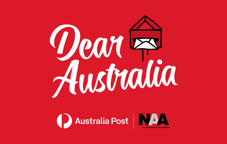 DEAR AUSTRALIA: Letters for Future Generations